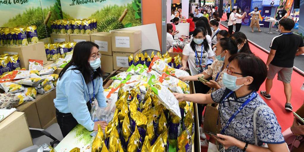 18ª Expo China-ASEAN encerra em Nanning