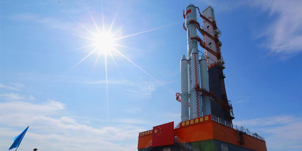 China se prepara para lançar espaçonave de carga Tianzhou-3