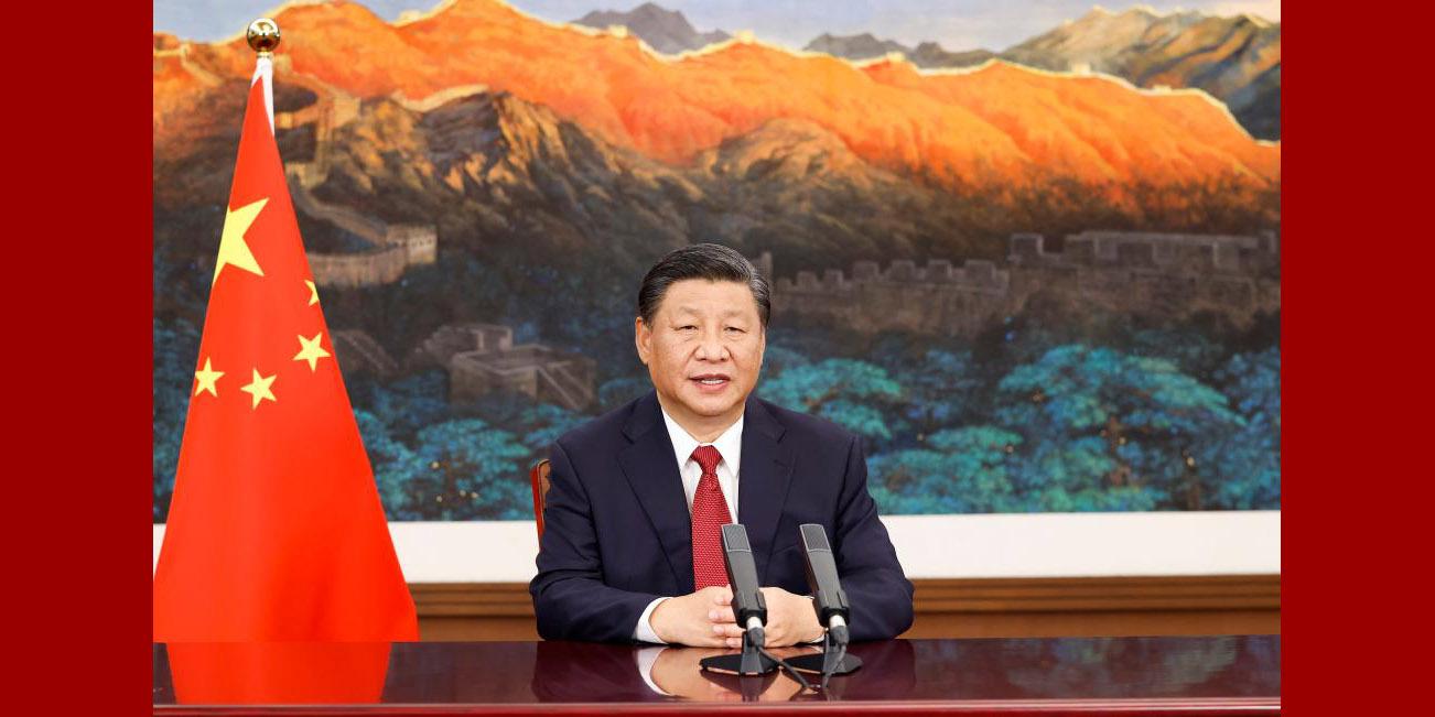 Xi pronuncia discurso por vídeo à 6ª Cúpula da CELAC e pede construção da comunidade de futuro compartilhado China-América Latina