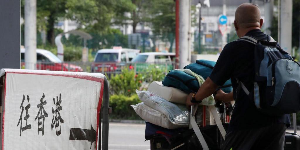 Hong Kong permite entrada sem quarentena de residentes da parte continental da China e de Macau