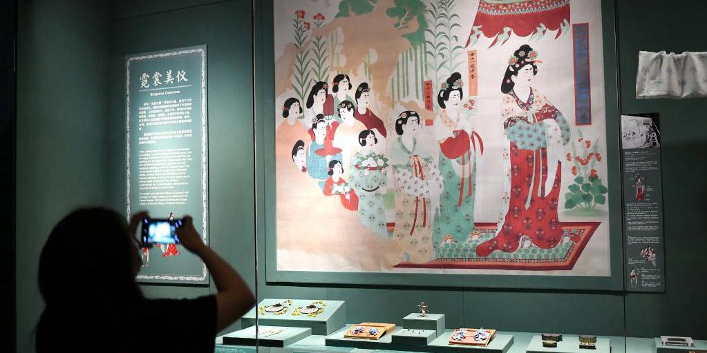 Museu do Palácio realiza exposição temática da cultura de Dunhuang em Beijing