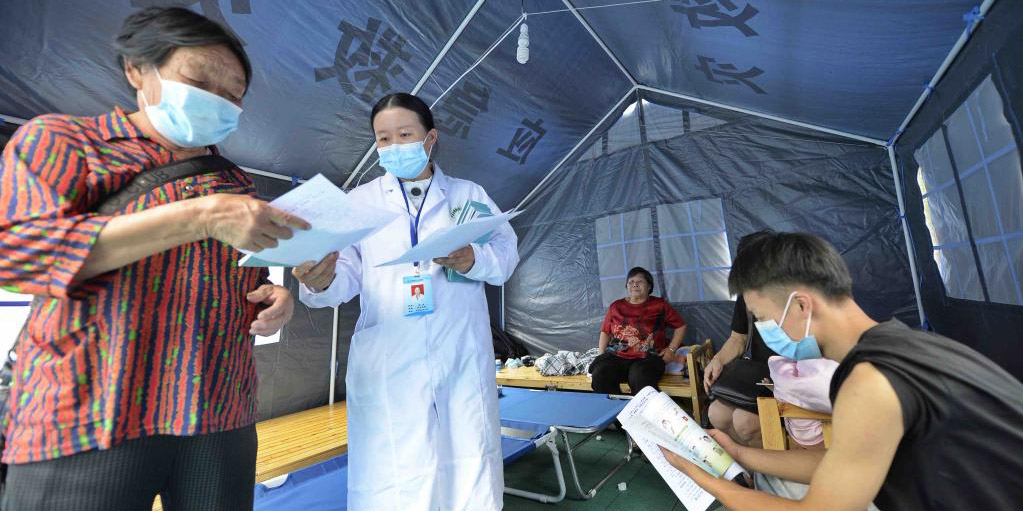 China aloca 30 milhões de yuans para trabalho de alívio de terremoto em Sichuan