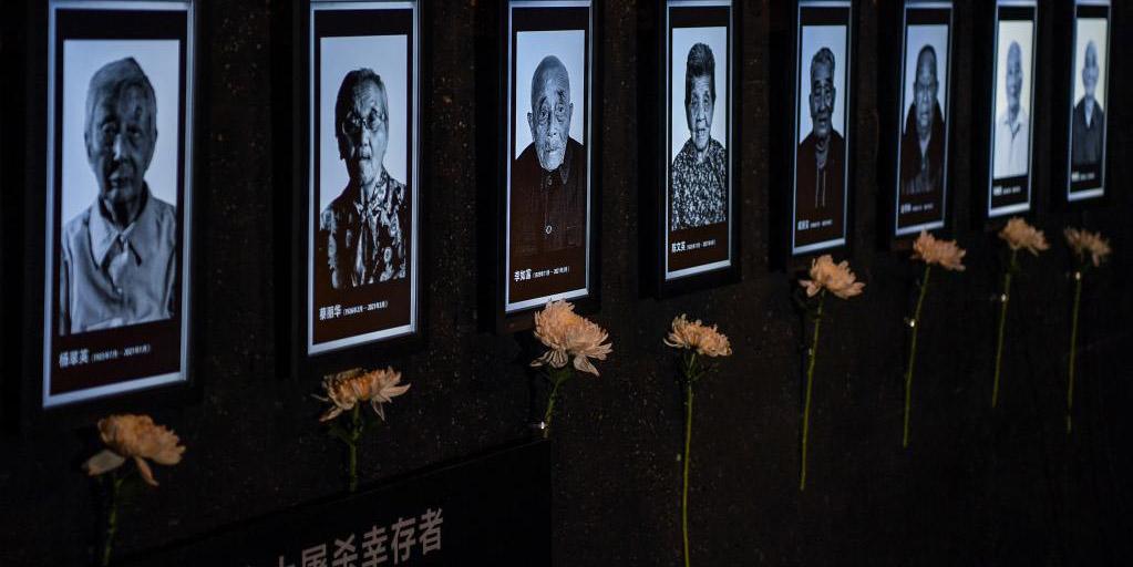 Cerimônia homenageia sobreviventes do Massacre de Nanjing