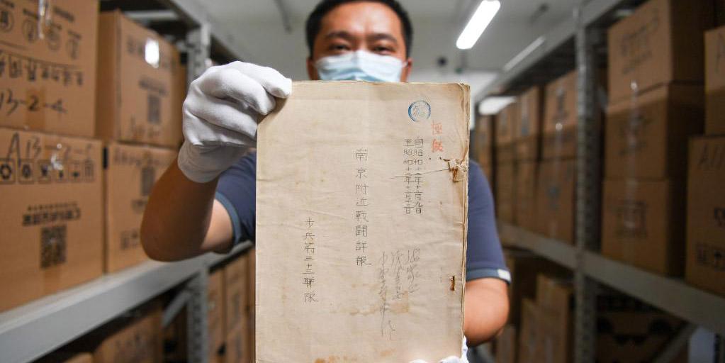 Novas evidências do Massacre de Nanjing são encontradas