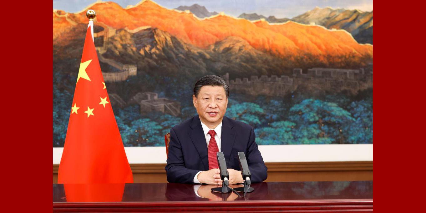Xi pede abertura e cooperação em ciência e tecnologia