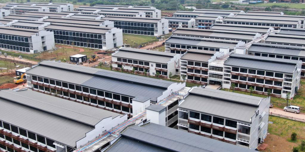Posto Internacional de Saúde de Guangzhou entrará em funcionamento