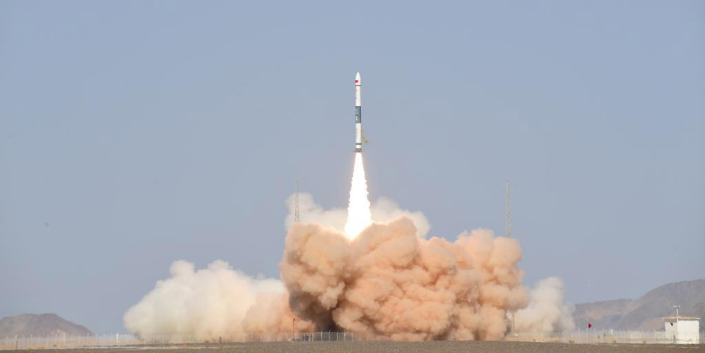 China lança novo satélite