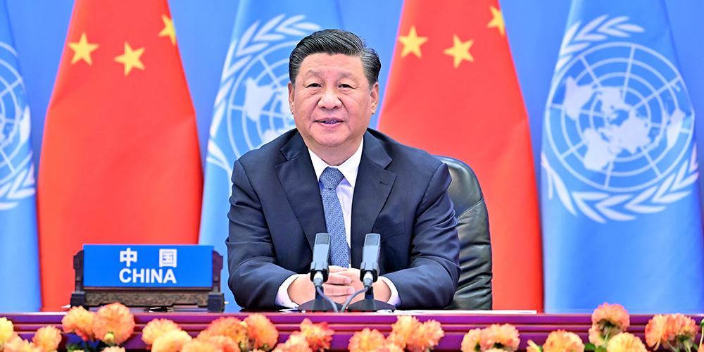 Xi pede cooperação global em transporte e desenvolvimento comum