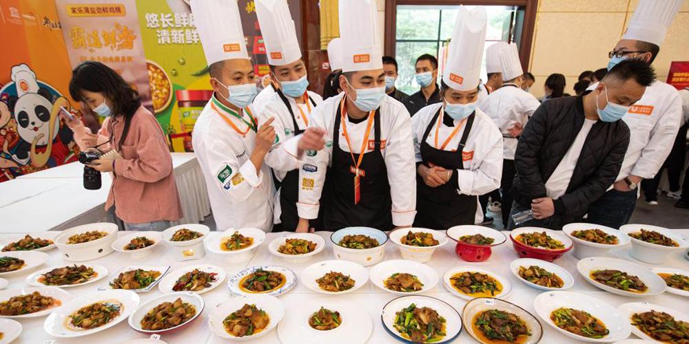 Conferência Mundial sobre Culinária de Sichuan começa em Chengdu