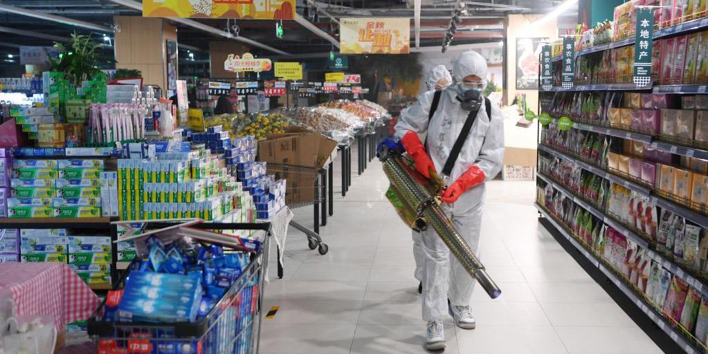 Lanzhou intensifica medidas de prevenção e controle contra COVID-19