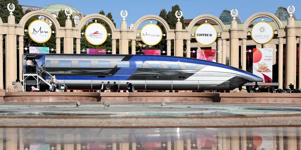 Exposição sobre as principais realizações científicas da China durante 13º Plano Quinquenal é aberta em Beijing