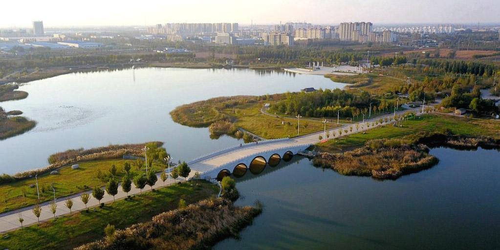 Distrito de Xinhe, na Província de Hebei, impulsiona vitalização rural